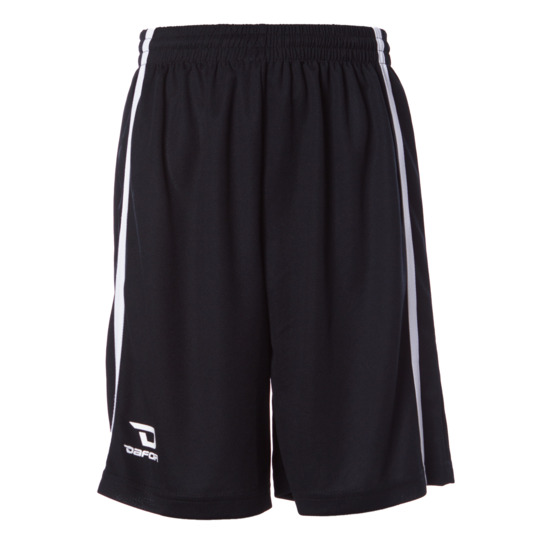 Pantalón Baloncesto Niños Dafor Negro