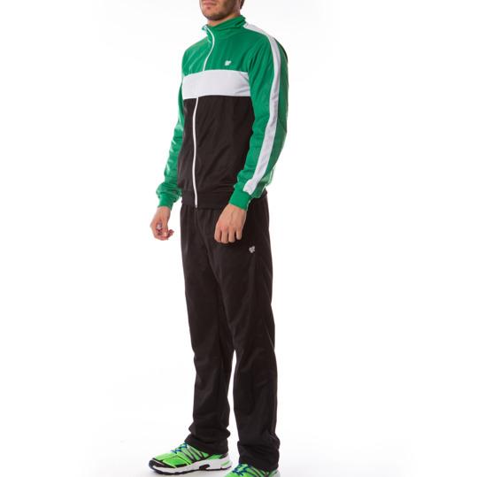 Chándal hombre UP Básicos verde negro