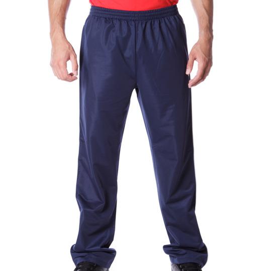 Pantalón largo acetato hombre UP Básicos azul marino