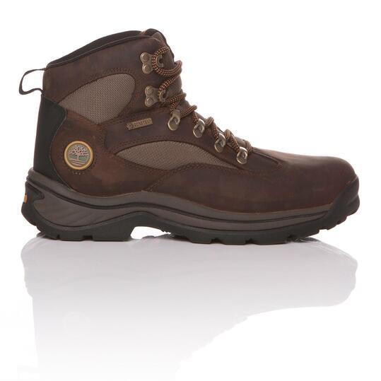 Zapato Montaña TIMBERLAND Chocorua Marrón Verde Hombre