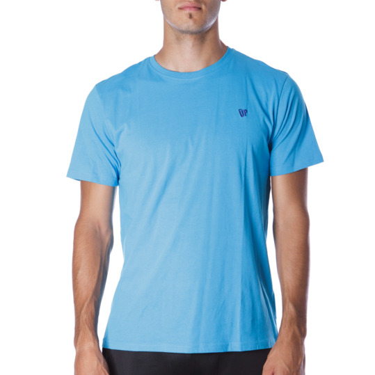 Camiseta UP Básicos turquesa hombre