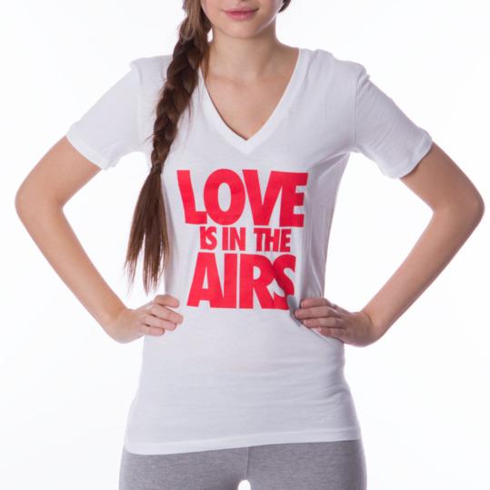 Camiseta Moda NIKE JDI LEG WARMERS Blanco Mujer