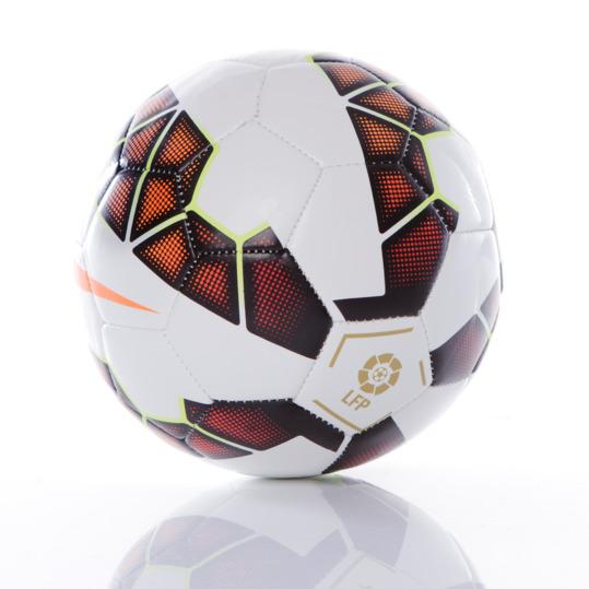 Minibalón Fútbol NIKE SKILLS LFP Blanco