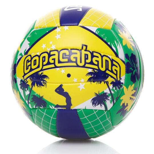 Balón Voley Playa SPALDING Copacabana Amarillo