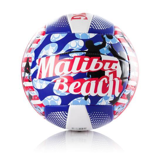 Balón Voley Playa SPALDING Malibú Beach Azul