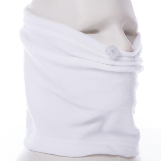 Braga cuello polar mujer BORIKEN blanco