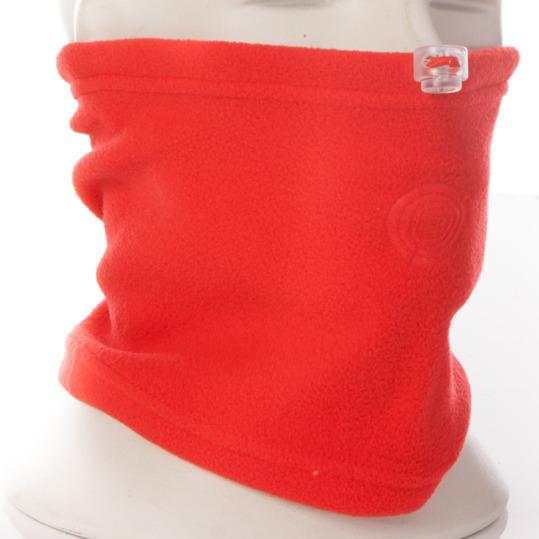 Braga cuello polar hombre BORIKEN rojo