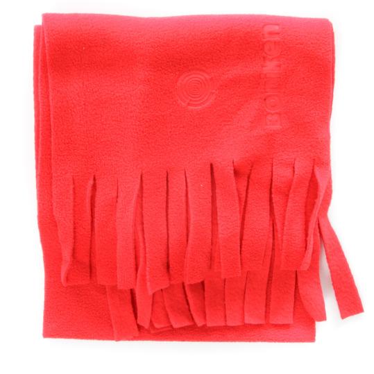 Bufanda polar niños BORIKEN rojo