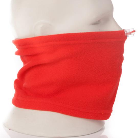 Braga cuello polar niños BORIKEN rojo