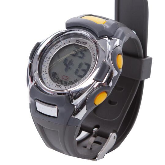 Reloj Digital SILVER Gris Hombre