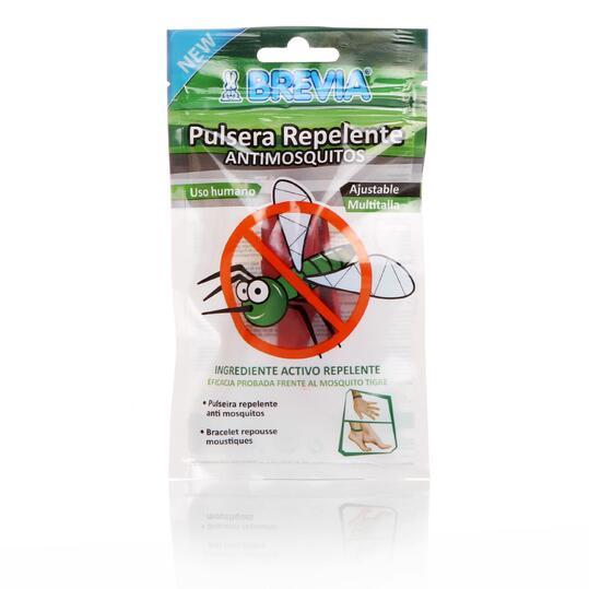 Pulsera Repelente Antimosquitos BREVIA
