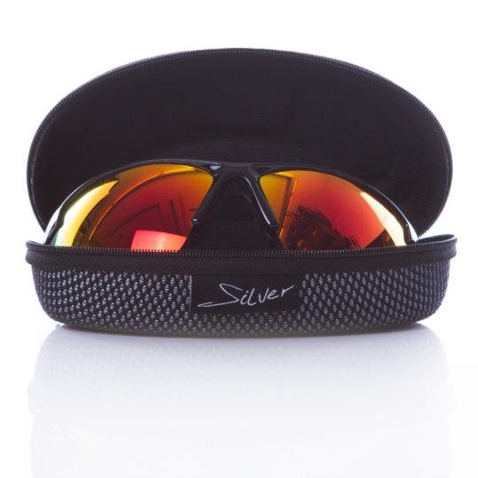 Gafas SILVER Multideporte Negro Unisex