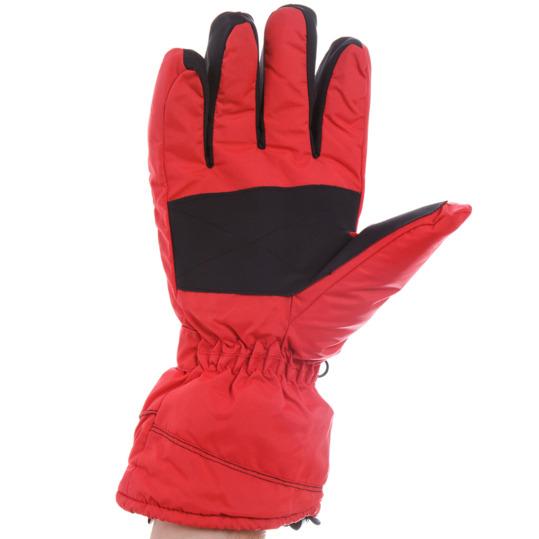 Guantes nieve hombre BORIKEN rojo-negro (8-9)