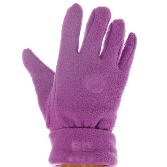 Guantes polar mujer BORIKEN morado (6'5-7)
