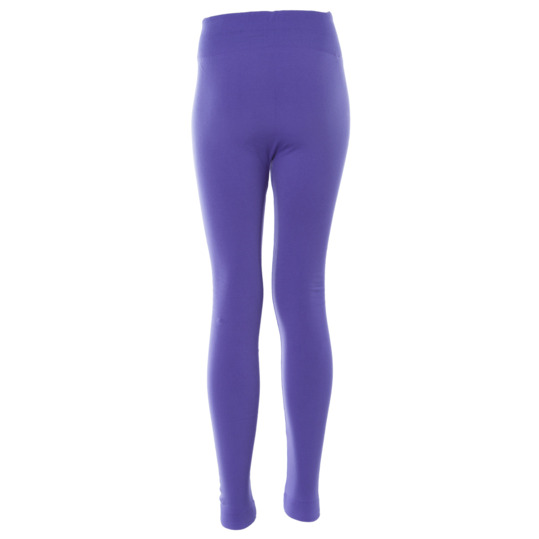 Leggings Largo Moda BRUGI Morado Niña (6-12)