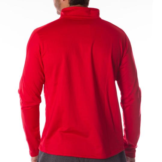 Sudadera Térmica BORIKEN Rojo Hombre