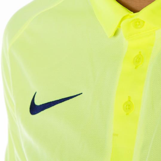 Polo Fútbol NIKE 3ª equipación Oficial Barça Amarillo Hombre