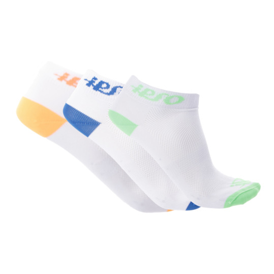 Calcetines Running IPSO Blanco Hombre
