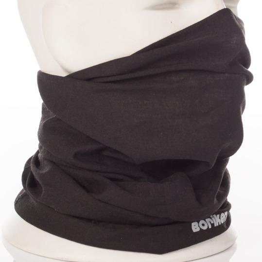 Braga cuello polar BORIKEN negro