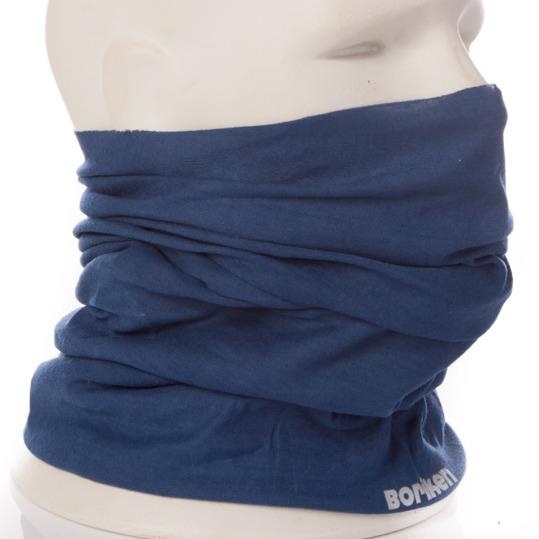 Braga cuello polar BORIKEN azul marino