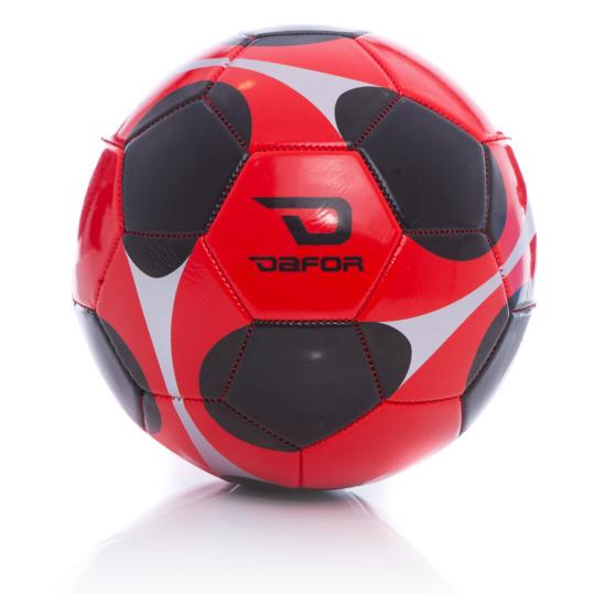Balón Fútbol DAFOR TRAINNING Rojo