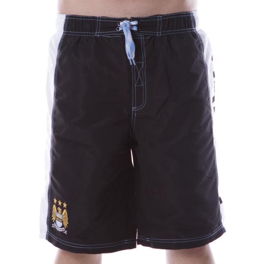 Pantalón Fútbol Manchester City Azul Hombre