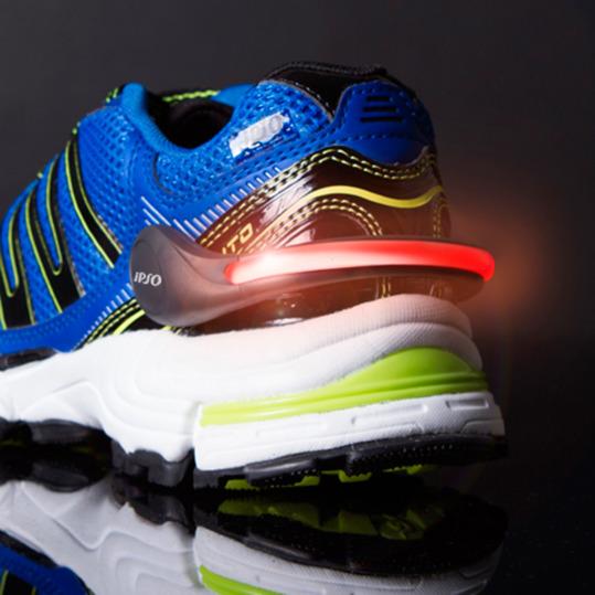 Banda Plástica Luz Led IPSO para Zapatillas