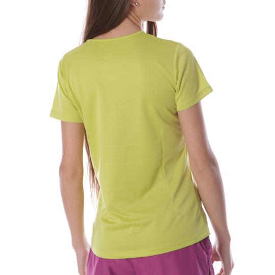 Camiseta Running IPSo Verde Mujer
