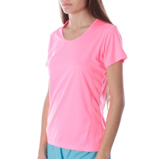 Camiseta Running IPSo Rosa Mujer