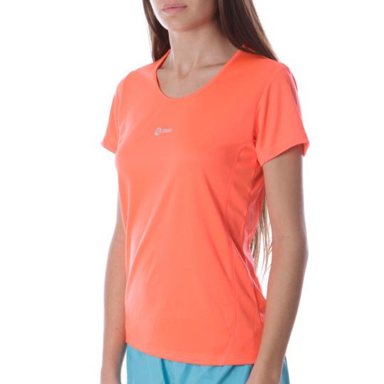 Camiseta Running IPSo Coral Mujer