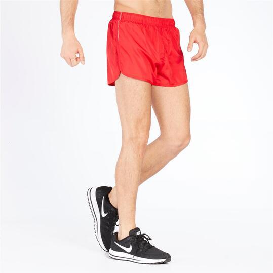 Short Running IPSO Naranja Hombre