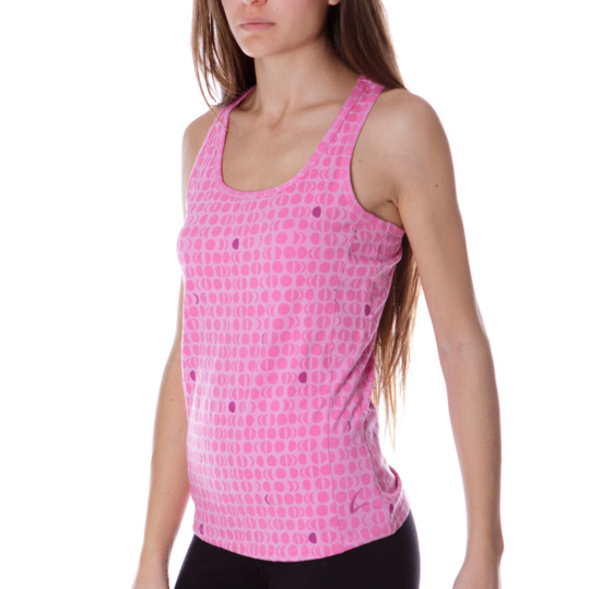 Camiseta Fitness ILICo Bronce Rosa Mujer