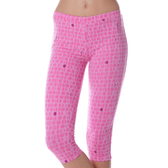 Mallas Fitness ILICo Bronce Rosa Mujer