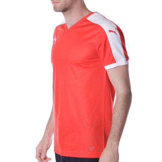 Camiseta Fútbol PUMA Pitch Rojo Hombre
