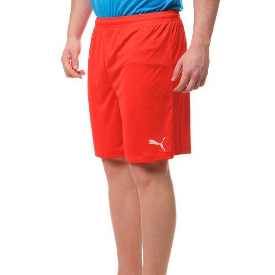 Pantalón Fútbol PUMA Velize Rojo Hombre