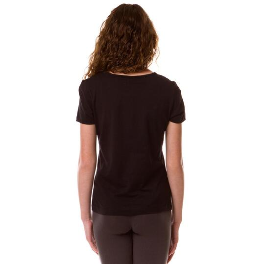 Camiseta Moda PUMA Fun Negro Niña (8-16)