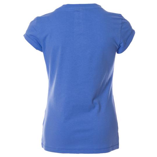 Camiseta Moda PUMA Graphic Azul Niña (8-16)