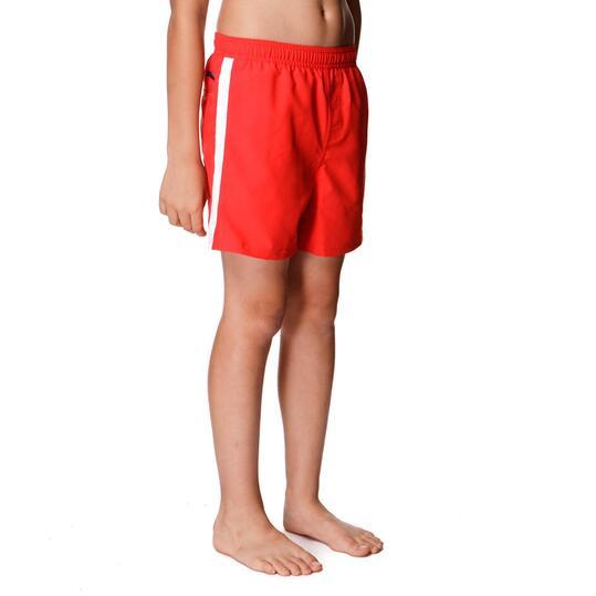 Bañador PUMA Active Rojo Niño (8-16)