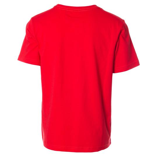 Camiseta Moda PUMA Ess Rojo Niño (8-16)