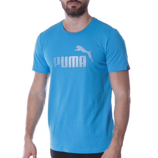 Camiseta Moda PUMA Fun Ka Turquesa Hombre