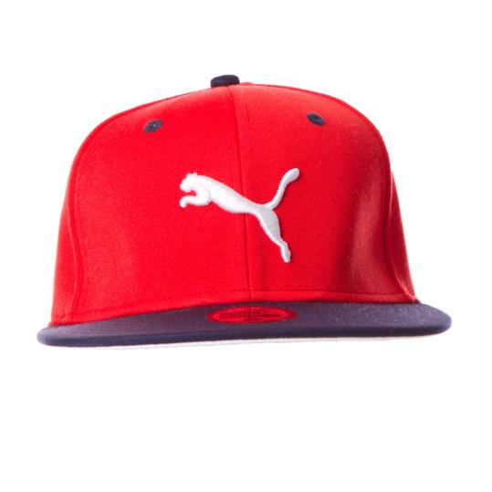 Gorra PUMA Basic Rojo