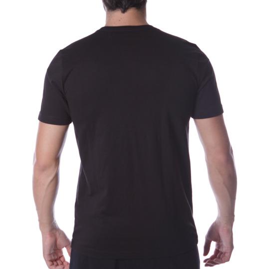 Camiseta Moda PUMA Fun Negro Hombre