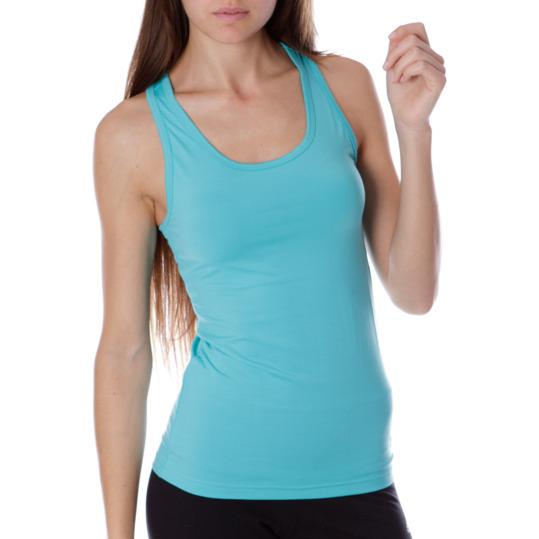 Camiseta Fitness ILICo Turquesa Mujer