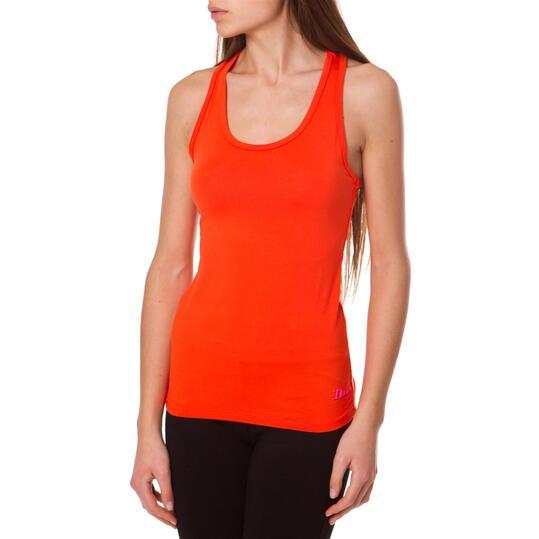 Camiseta Fitness ILICo Rojo Mujer