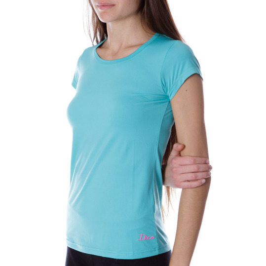 Camiseta ILICo Turquesa Mujer