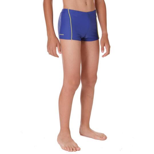 Bañador Natación PARAQUA Azul Niño