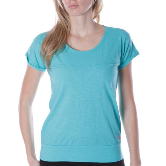 Camiseta Fitness ILICo Azul Mujer
