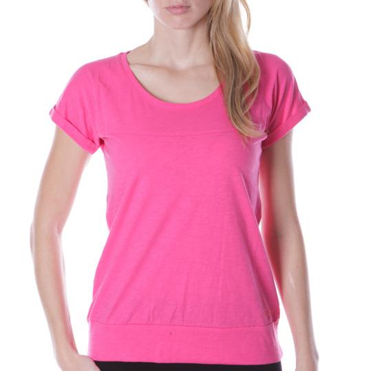 Camiseta Fitness ILICo Fucsia Mujer