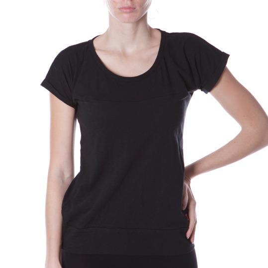 Camiseta Fitness ILICo Negro Mujer