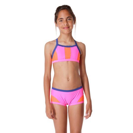 Bikini Natación PARAQUA Rosa Niña